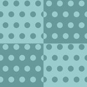 Seamless wallpaper polka — Stock Vector