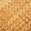 Straw background, basket weave, texture. — Stock Photo #35634319