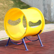 Stock Photo: Yellow plaything