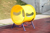 Yellow plaything — Stock Photo