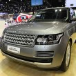 Постер, плакат: NONTHABURI NOVEMBER 28: Range Rover The All New Range Rover ca