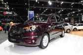 NONTHABURI - NOVEMBER 28: Ssangyong Stavic car on display at The — Stock Photo