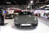 NONTHABURI - NOVEMBER 28: Porsche 911 car on display at The 30th — Foto de Stock