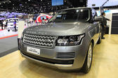 NONTHABURI - NOVEMBER 28: Range Rover The All New Range Rover ca — Stock Photo