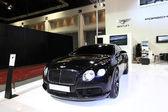 Bentley continental gt v8 bil visas på bangkok internationella auto salon 2013 på 20 juni 2013 i bangkok, thailand. — Stockfoto