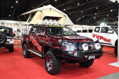 Modify car on display at Bangkok International Auto Salon 2013 on June 20, 2013 in Bangkok, Thailand. — Stock Photo