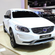 Постер, плакат: NONTHABURI March 25: Volvo XC60 car on display at The 35th Ban