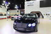 NONTHABURI - March 25: Bentley The New Flying Spur car on displa — Stock Photo
