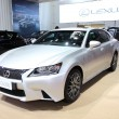 Постер, плакат: NONTHABURI March 25: Lexus GS 250 car on display at The 35th B