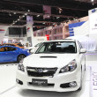 ������, ������: BANGKOK MARCH 25 : Subaru Legacy 2 5 GTcar on display at The 3