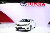 NONTHABURI - March 25: Toyota All New Corolla Altis Esport car o — Stock Photo