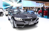 NONTHABURI - March 25: BMW Z4 sDrive20i Highline car on display  — Stock Photo