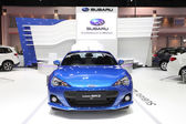 BANGKOK - MARCH 25 :Subaru BRZ 2.0 car on display at The 35th Ba — Stock Photo