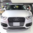Постер, плакат: BANGKOK August 19: Audi Q3 2 0 TDI quattro car on display at B
