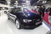 BANGKOK - August 19: Audi New Audi A5 car on display at Big Moto — Stock Photo