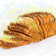 Loaf of Bread - Stock Vector