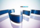 Vector 3D Film — Stock Vector