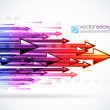 Vector de stock : Speedy Arrows