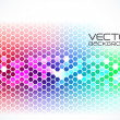 Abstract Vector Background — Stock Vector #28354831