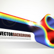 Stock vektor: Vector Stripe Design