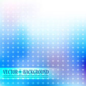 Abstract Vector Blurry Background — Stock Vector