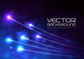 Optical Fibers — Stock Vector