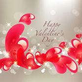 Valentine's Day Element — Stock Vector