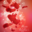 Vector Valentine's Day Card — Stock Vector #39899901