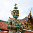 图库照片: Giant of Wat PhrKaew,
