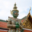 Stock Photo: Giant of Wat PhrKaew,
