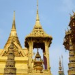 Wat Phra Kaeo, — Stock Photo