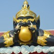 Phra Rahu statue, — Stock Photo
