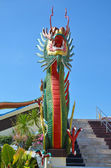 Giant Chinese dragon — Stock Photo