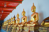 Buddha in Wat Pho — Stock Photo