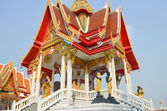 Thailand - Bangkok Wat Bukkhalo — Stock Photo
