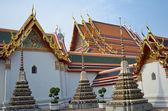 Wat po, el templo — Foto de Stock
