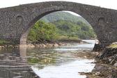 克拉亨桥、 世一岛,葛苏格兰 — 图库照片