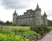 Inverarey 城、inverarey、スコットランド — ストック写真