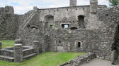 Dunnstaffnage hrad nr. oban, argyll skotsko — Stock fotografie