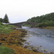 Clachan Seil with the Atlantic Bridge, Scotland, Uk — Stock fotografie