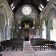 Stock Photo: St Conan's Kirk Argyll Scotland