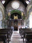 St Conan's Kirk Argyll Scotland — Stock Photo