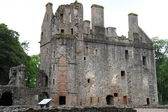 Huntly Castle Aberdeenshire Scotland UK — Stok fotoğraf
