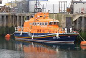 Fraserburgh lifeboat  — Stock Photo