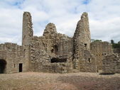 Tolquhon Castle Aberdeenshire Scotland UK — Stock Photo
