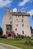 Dalgatie Castle Turriff Aberdeenshire Scotland UK — ストック写真