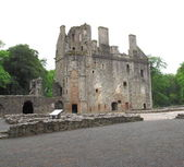 Huntly Castle, Aberdeenshire,Scotland uk — Stock Photo