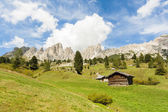 Landscape in Sudtirol — Stock Photo