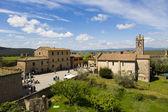 Monteriggioni — Foto Stock