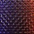 metallic texture — Stock Photo
